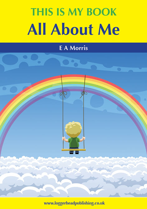 This Is My Book_ All About Me from sensooli.com – V-all-about-me