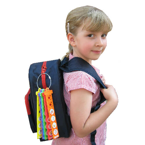 Tom Tags – I Can Do It – Pack My Bag For School – Plus My School Day Tag from sensooli.com – v-tomtags-schoolbag-schoolday